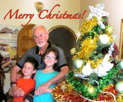 Africa Missions Christmas Letter